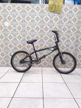 Bicicleta remato
