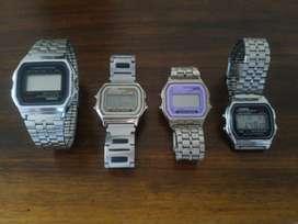 Relojes Casio Retro Originales Espectacu