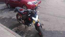Moto Cb 190 R