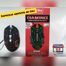 MOUSE GAMER S200