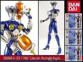 "DIANA A ""Mazinger Angels"" de Bandai (modelo GX-11-MA)."