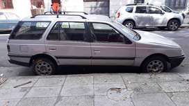 PEUGEOT 405 AÑO 93 NAFTA RURAL