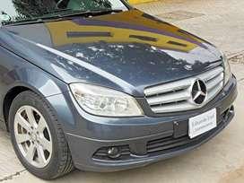 Mercedes Benz C200 CGi BlueEfficiency MT 1.8 Turbo 2011