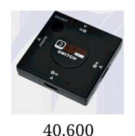 Swicth HDMI 3 En Uno