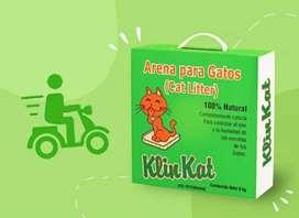 Klinkat Arena para Gatos
