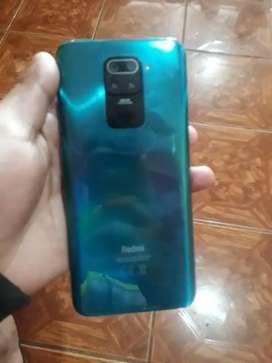 Xiaomi note 9  de 128 gb