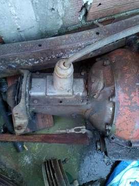 Motor v8 Ford  modelo 1936 y caja