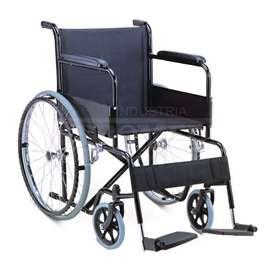 Se vende silla de rueda (uso 3 meses)