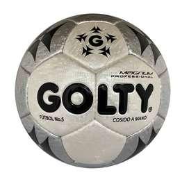 Balon Futbol Magnum N5 Golty Profesional