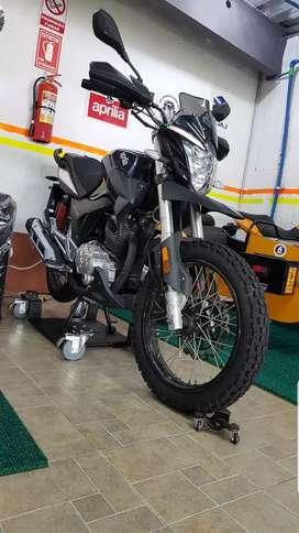 Motocicleta Italiana marca APRILIA 0 KM