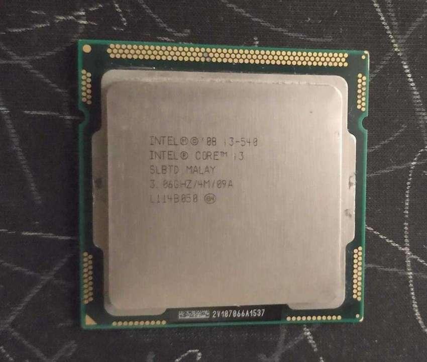 Procesador Core i3-540 de 3,06 GHz Zocalo FCLGA1156 0
