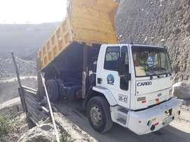 Volqueta Ford Cargo 1721