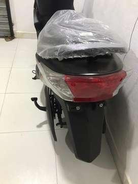 Gran oportunidad para adquirir excelente motocicleta eléctrica, llama!