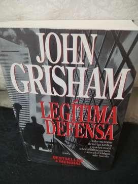 Legítima defensa John Grisham Editorial Planeta