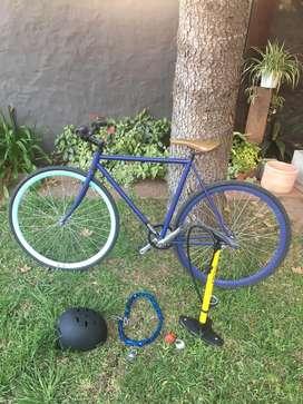 Bicicleta Duxton, Casco, Inflador Y Mas