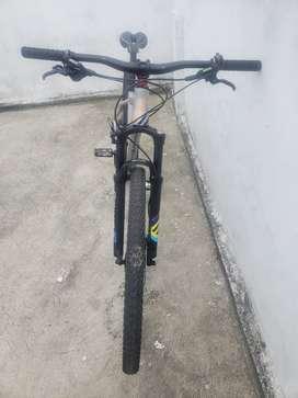 Vendo bicicleta Montañera rin 29