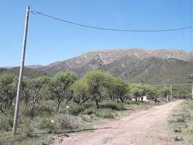 Vendo Lote Cortaderas San Luis