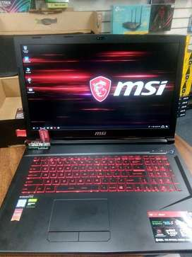Laptop Gamer Msi 9na Generación