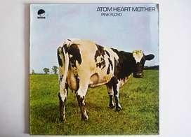 Pink Floyd - Atom Heart Mother - Lp Vinilo Acetato
