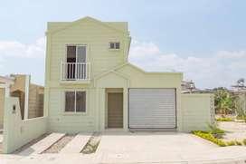 Casas en Venta en Guayaquil -  Urbanización Residencias del Fortín