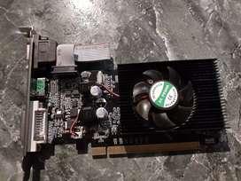 Gt210 1G PCIE 16X DDR3 HD VGA DVI