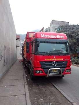 Mercedes benz atego 2428