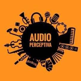 Clases de Audioperceptiva