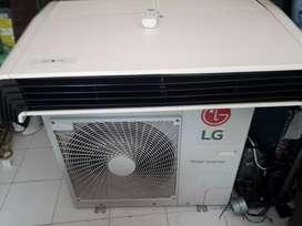 Remate aires inverter 3- 5 ton. LG