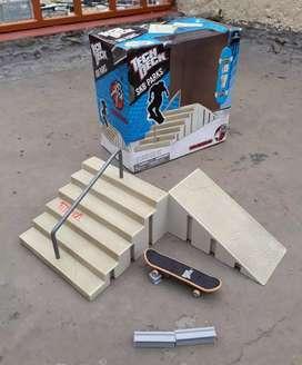 Figura skate rampas