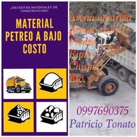 Material Petreo Construccion