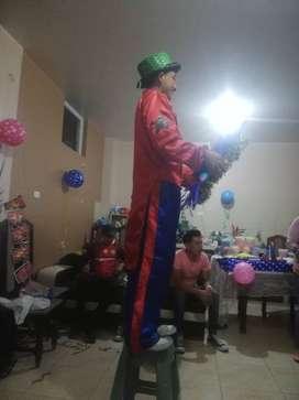 Fiestas Infantiles en Imbabura: FIESTOLÍN