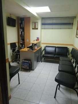 Venta de consultorio al Sur de Guayaquil cerca de Clinica Alcivar