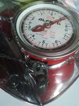 Balanza tipo reloj