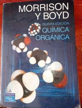 Química Orgánica  - Morrison Boyd. 5 Edición