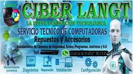 Accesorios para computadora Servicio Técnico a Domicilio