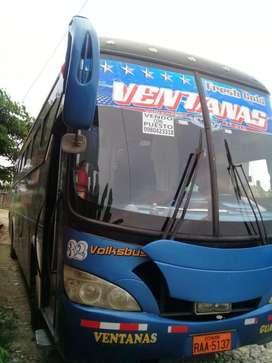 """Vendo bus de Cooperativa """"Ventanas"""""""
