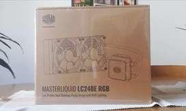 Refrigeración Líquida Cooler Master MASTERLIQUID LC240E RGB