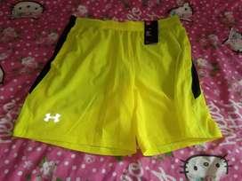Shorts Under Armour L usa varón