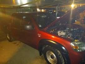 Vendo camioneta Mazda bt 50, doble cabina. Excelente estado