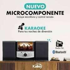 Minicomponente / microcomponente / equipo de sonido