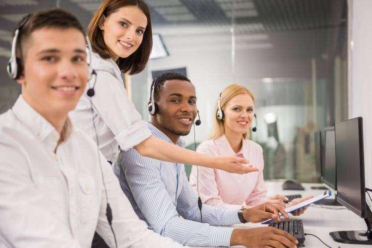 Operadores de call center 0