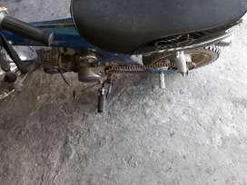 Honda dax 1998
