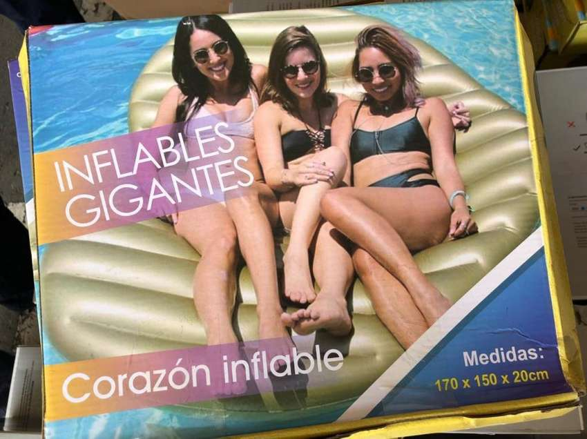 Inflable Corazon 0