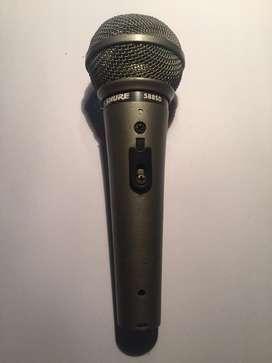 Micrófono Shure 588SD