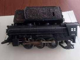 Tren metálico coleccionistas