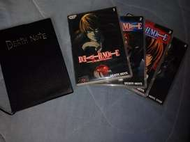 Serie completa del anime Death note