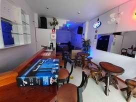 se necesita chica buena presencia para trabajar en bar karaoke en la zona rosa