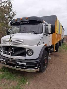 Camion 1114 Puro 1983