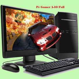Computadoras Gamer Cabinarias Nuevas Exelente todo Uso