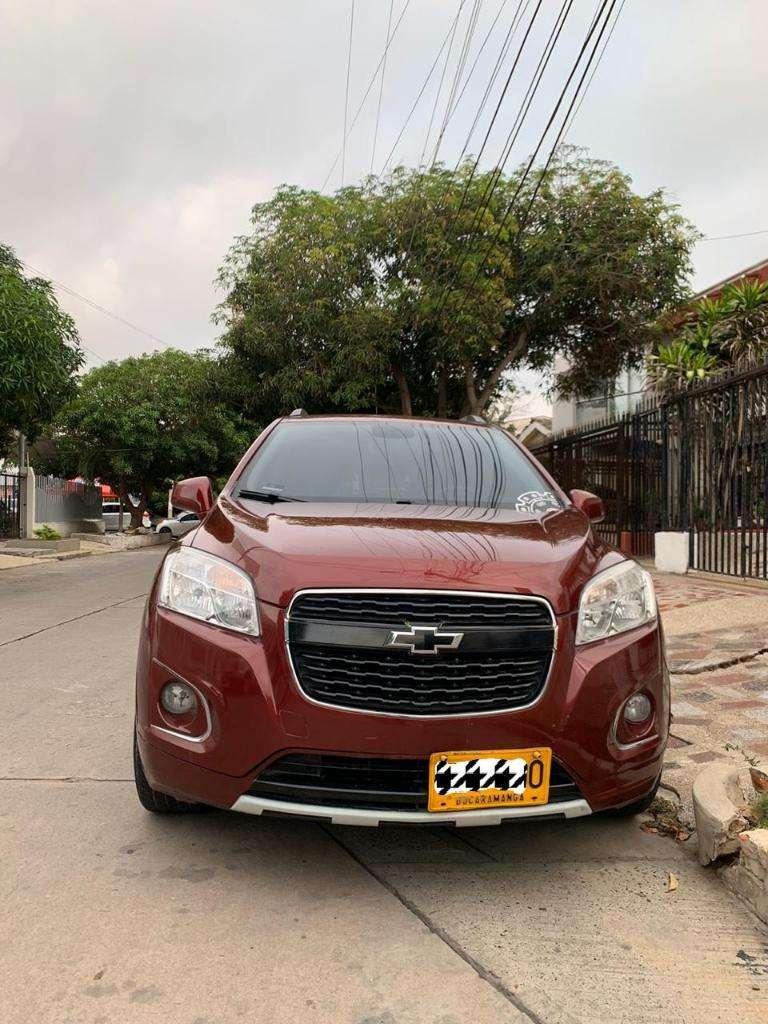 Chevrolet Tracker Automática 2015 0